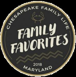 WINNER - Best baby music class - Chesapeake Family Life Magazine