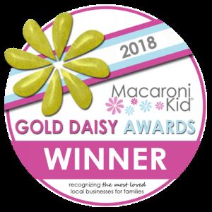 WINNER - Best kids music class - Annapolis Macaroni Kids